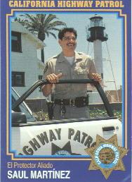 Officer Saul Martinez