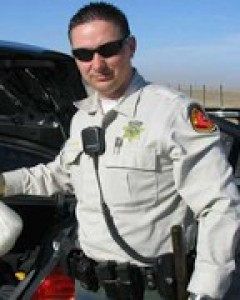 Deputy James E. Throne