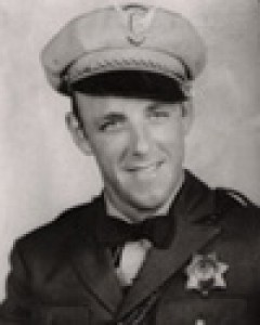 Officer Frederick F. Wales