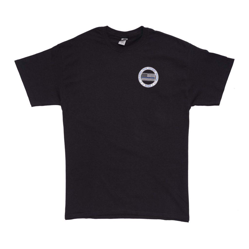 2020 - T-Shirt - Men's - Front