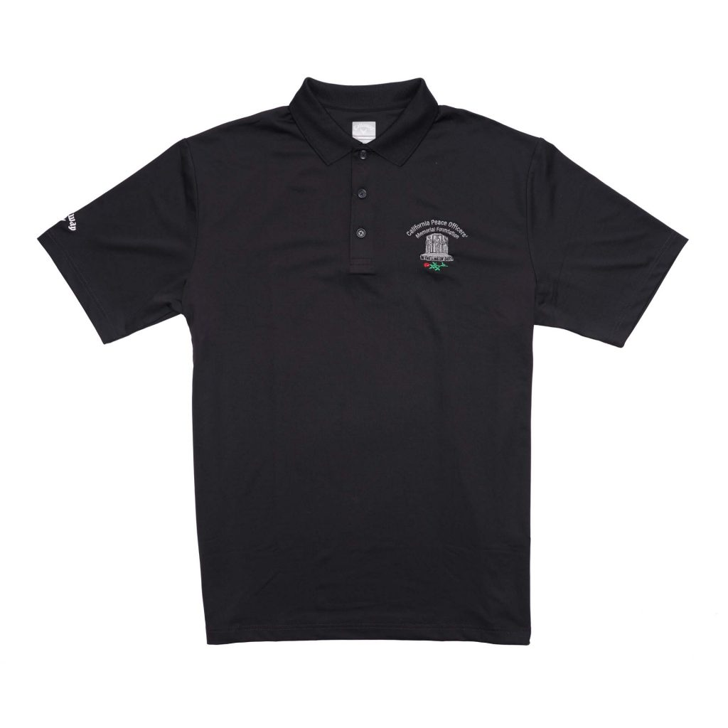 Polo Men's - Black