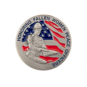 2021 Challenge Coin - Side 2