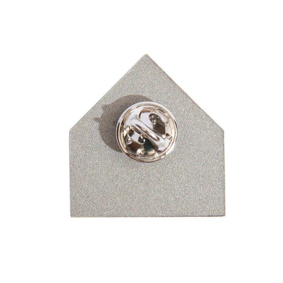 2021 Lapel Pin - Back